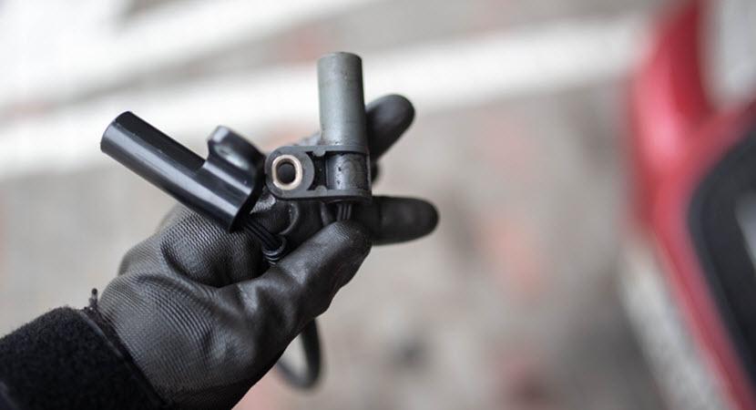 Mercedes Crankshaft Position Sensor Check